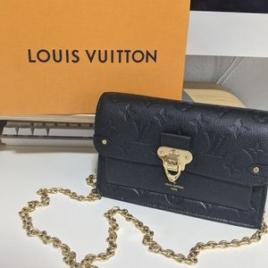Louis Vuitton Vavin Chain Wallet